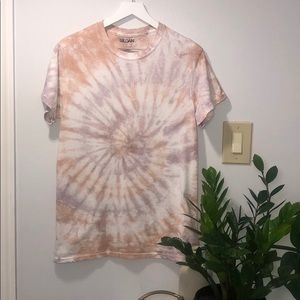 Other - Tie Dye Gildan Adult Custom-Made Crew Neck T-Shirt